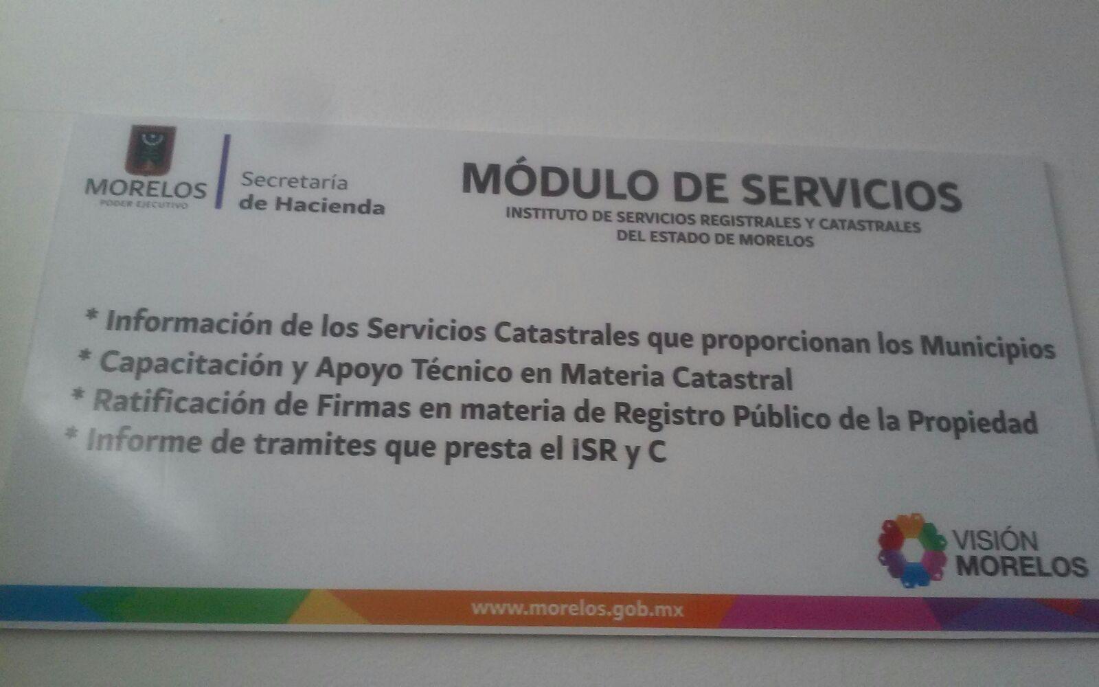 Nuevo Módulo De Atención Ciudadana En El Municipio De